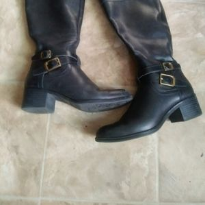 Franko Sartorial Leather Boots size 6